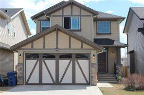 Williamstown Airdrie Detached homes