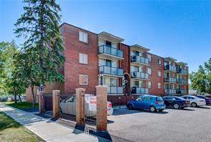 Apartment Hillhurst Calgary real estate