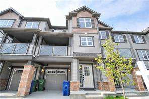 Windsong Airdrie Attached homes