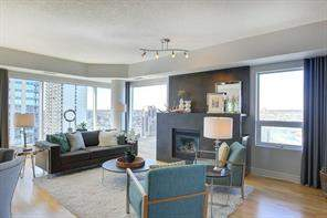 Apartment Downtown Commercial Core Calgary real estate Listing