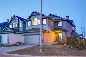 West Pointe Cochrane Detached homes