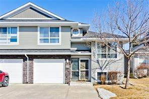#106 55 Fairways DR Nw, Airdrie, Attached homes