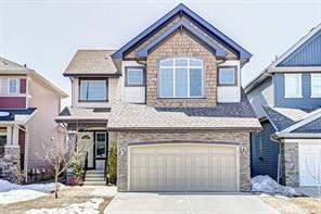 Coopers Crossing Airdrie Detached homes