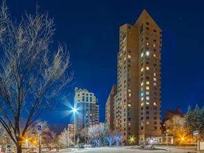 #1501d 500 Eau Claire AV Sw, Calgary, Apartment homes