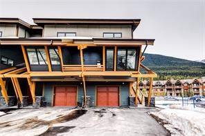 Canmore Attached Three Sisters Canmore Real Estate condos for sale