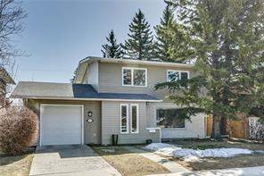 105 Brown CR Nw, Calgary  Listing