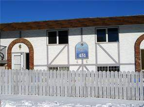 Huntington Hills #8 451 Huntsville CR Nw, Calgary  attached homes