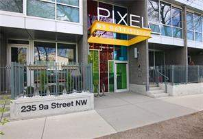 #706 235 9a ST Nw, Calgary  Listing