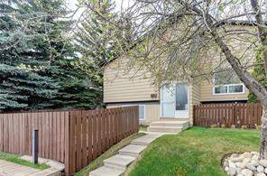 Huntington Hills #25 7205 4 ST Ne, Calgary  attached homes