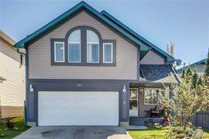 392 Woodside Ci Nw, Airdrie  Listing