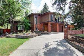 1029 Bel-Aire DR Sw, Calgary  T2V 2C1 Bel-Aire