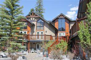 South Canmore #101 834 4th St, Canmore