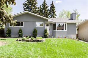 5124 Baines RD Nw, Calgary  T2L 1V1 Brentwood