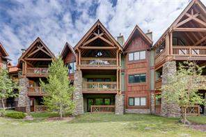 #110 106 Stewart Creek Ld, Canmore  Three Sisters homes for sale