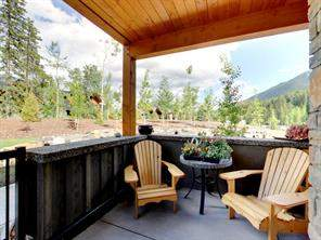 #103 3000c Stewart Creek Dr, Canmore  Three Sisters homes for sale