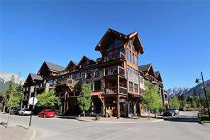 #203 505 Spring Creek Dr, Canmore  T1W 0C5 Spring Creek
