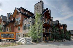 #2102 101b Stewart Creek Landing, Canmore  Three Sisters homes for sale