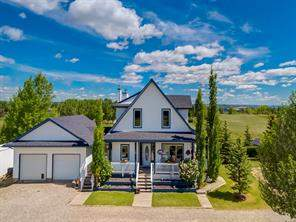 109 Lariat Lo, Rural Rocky View County  Listing