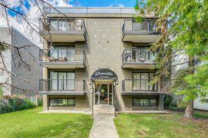 #202 1717 12 ST Sw, Calgary  T2T 3N1 Lower Mount Royal
