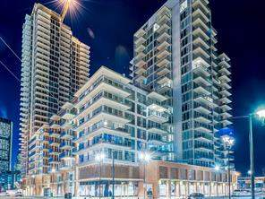 #608 560 6 AV Se, Calgary  T2G 1K7 Downtown East Village