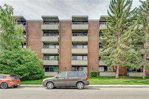 #308 903 19 AV Sw, Calgary  T2T 0H8 Lower Mount Royal