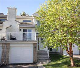 Patterson #5 5790 Patina DR Sw, Calgary  attached homes
