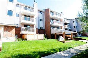 #308 930 18 AV Sw, Calgary  T2T 0H1 Lower Mount Royal