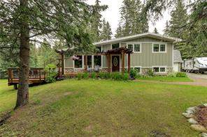 8 Echlin Dr in None Bragg Creek MLS® #C4193950