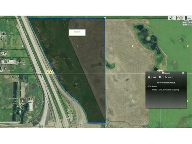 MLS® #C4003744 HWY 2 in  Rural Foothills M.D.