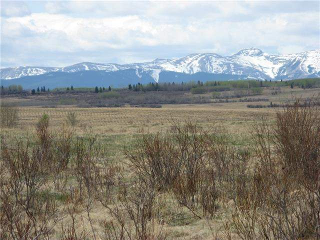 00 Highway # 1 And Hermitage Rd in None Rural Rocky View County-MLS® #C4025196