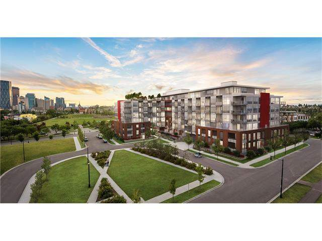 MLS® #C4037198 - #704 88 9 ST Ne in Bridgeland/Riverside Calgary