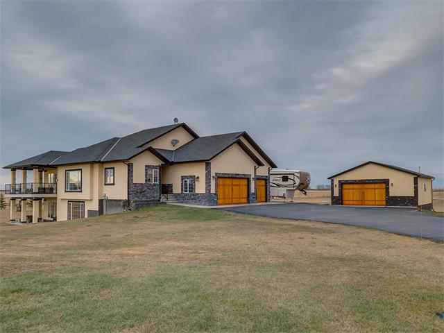 MLS® #C4047886 10 Sunset Ridge DR in  Rural Foothills M.D. Alberta