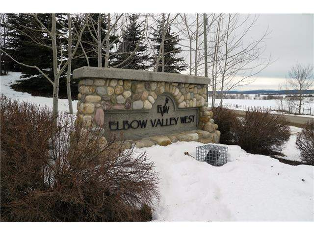 MLS® #C4048368 - 264 October Gold Wy in Elbow Valley West Rural Rocky View County