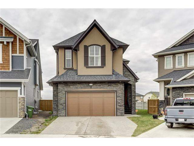 MLS® #C4062364 44 COOPERSTOWN PL SW in Coopers Crossing Airdrie Alberta