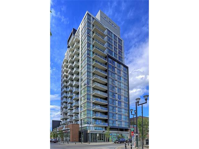MLS® #C4066387 - #1704 550 Riverfront AV Se in Downtown East Village Calgary