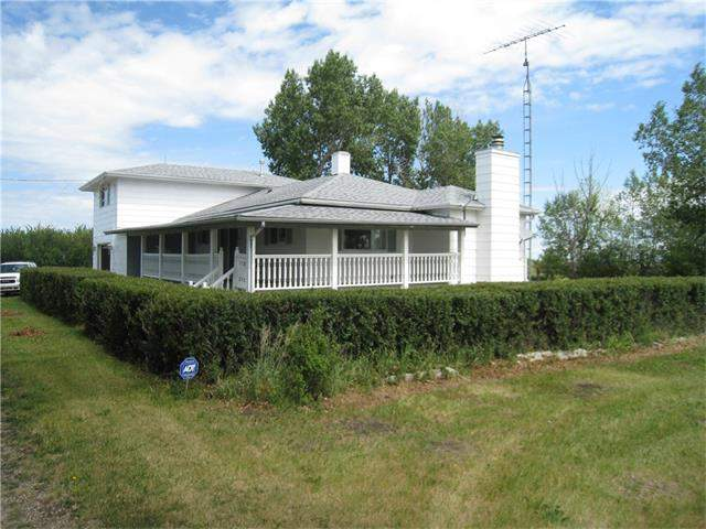 MLS® #C4073926 28146 582 HI in  Rural Mountain View County Alberta