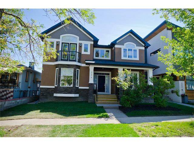 MLS® #C4077636 - 224 10 ST Ne in Bridgeland/Riverside Calgary