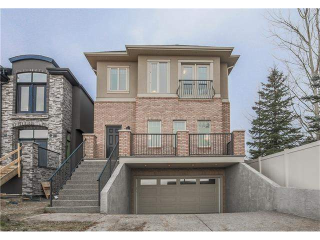 MLS® #C4090056 - 435 31 AV Ne in Winston Heights/Mountview Calgary