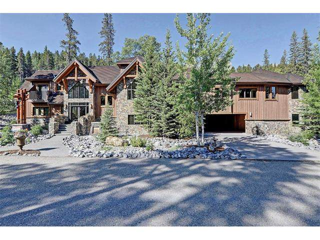 MLS® #C4091845® 155 Cairns Ld in Three Sisters Canmore Alberta