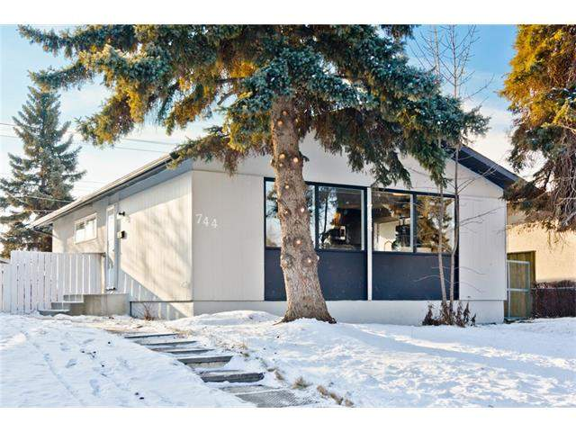 MLS® #C4091848 - 744 Fortalice CR Se in Forest Heights Calgary