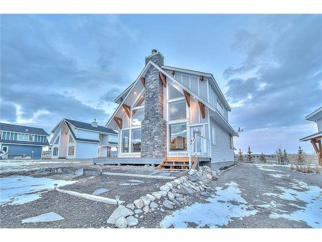 MLS® #C4091872 - 318 Cottageclub Wy in Cottage Club at Ghost Lake Rural Rocky View County, Detached