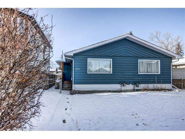 MLS® #C4091942 - 4011 Centre B ST Nw in Highland Park Calgary
