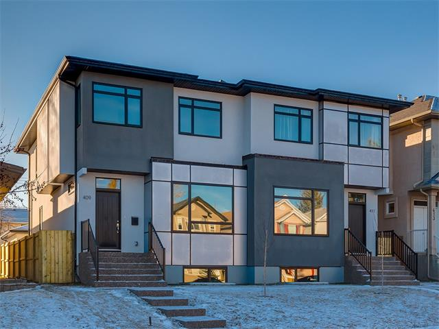 MLS® #C4092913 - 409 52 AV Sw in Windsor Park Calgary