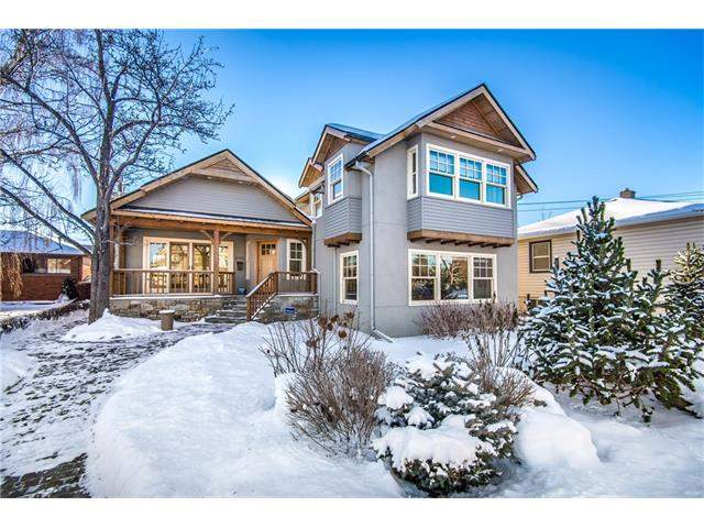 MLS® #C4093042 - 2715 1 AV Nw in West Hillhurst Calgary