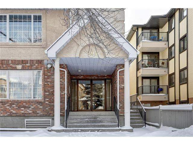 MLS® #C4093597 - #103 705 56 AV Sw in Windsor Park Calgary