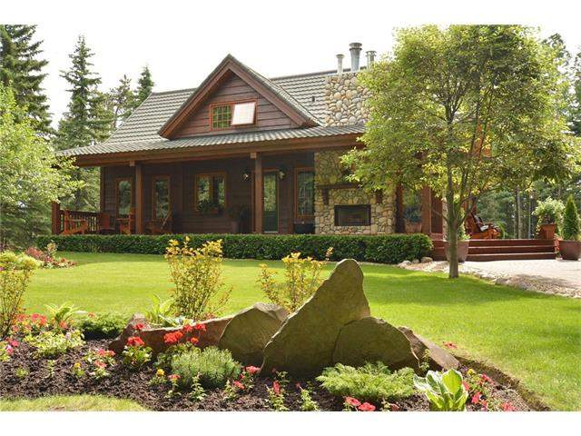 MLS® #C4093676 - 271005 Beaupre Creek Rd in None Rural Rocky View County, Detached