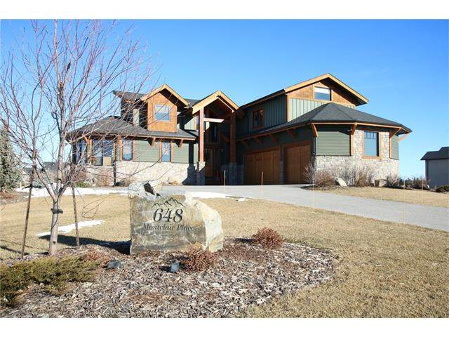 MLS® #C4094121 648 Montclair Pl Monterra Rural Rocky View County Alberta