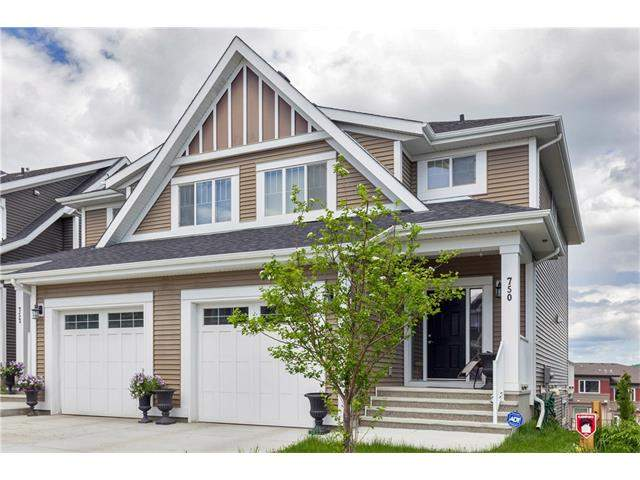 MLS® #C4095070 - 750 River Heights Cr in River Song Cochrane, Attached