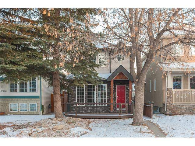MLS® #C4095364 - 2514 17a ST Nw in Capitol Hill Calgary