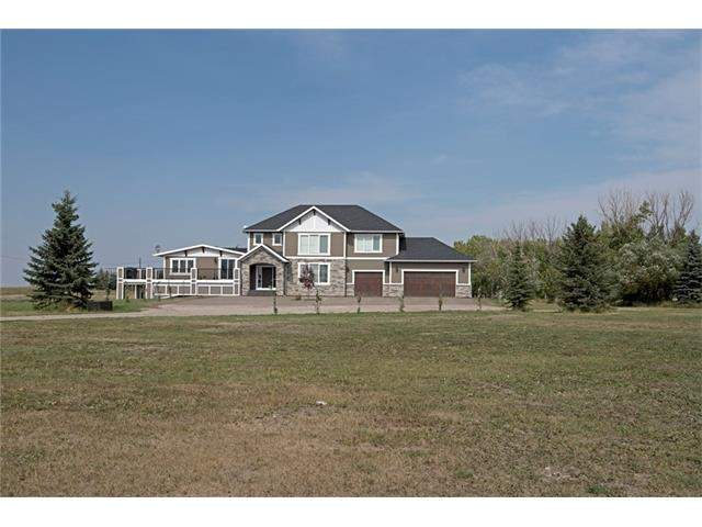 MLS® #C4095885 - 284058 Twp RD 223a in None Rural Rocky View County, Detached
